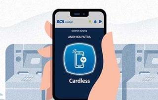 ATM BCA Cardless - Finansialku