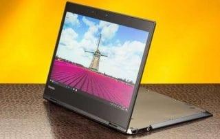 Laptop Toshiba Portégé X20W - Finansialku