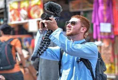 Kisah Sukses Drew Binsky, Travel Vlogger 01 - Finansialku