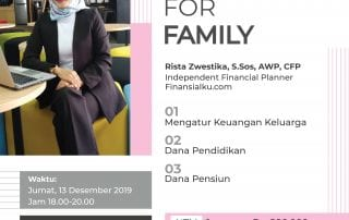 Finance for family Des 2019