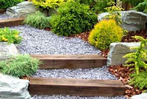 10 Inspirasi Taman Minimalis Sederhana Untuk Lahan Kecil (Part 2) 02 - Finansialku