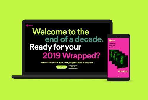 Lagi Viral! Begini Caranya Melihat Spotify Wrapped 2019 02