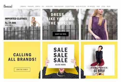 Kisah Sukses 8wood, Fashion E-Commerce yang Lagi Naik Daun 02