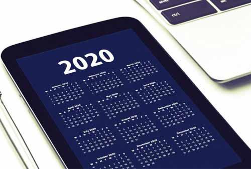 Kalender 2020 - Finansialku