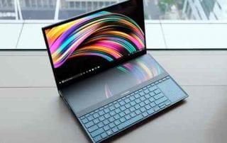 Asus Zenbook Pro Duo UX581 Harga dan Spesifikasinya - Finansialku