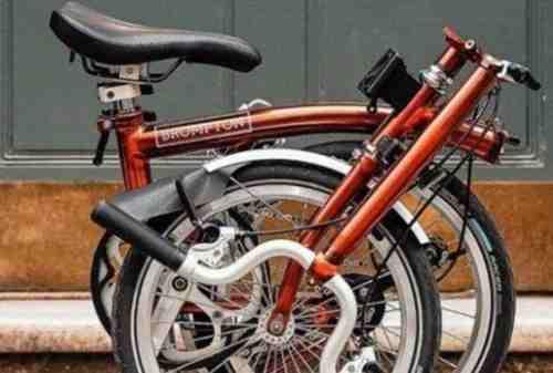 Diselundupkan Garuda, Ternyata Segini Harga Sepeda Brompton 03 - Finansialku
