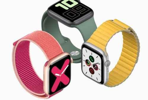 Apple Watch Series 5 Resmi Masuk Indonesia, Ini Kecanggihannya 02