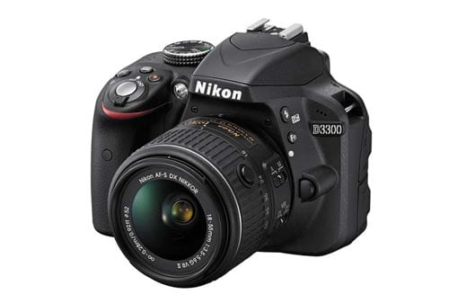 Nikon DSLR D3300 Kit - Finansialku