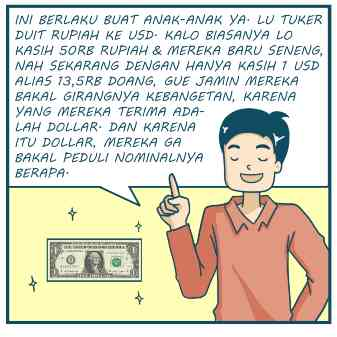 Komik Siapkan Anggaran Pengeluaran Imlek Agar Kamu Hoki 03 - Finansialku