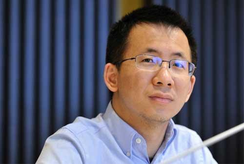 Kisah Sukses Zhang Yiming, Pendiri Aplikasi TikTok 01 - Finansialku