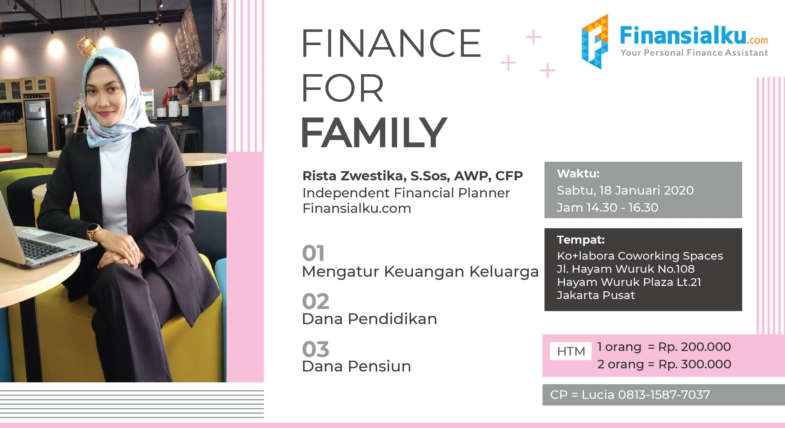 Finance For Family Januari 2020