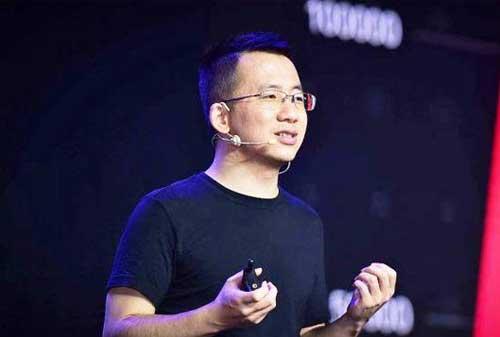 Kisah Sukses Zhang Yiming, Pendiri Aplikasi TikTok 02 - Finansialku