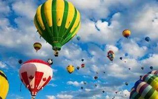 4 Tempat Wisata Balon Udara di Indonesia yang Mengagumkan 01