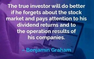 Kata-kata Motivasi Benjamin Graham Investor Sejati - Finansialku