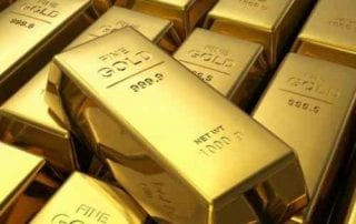 Kemarin Meroket, Harga Emas Hari Ini Terjun Rp17 ribu_gram 01