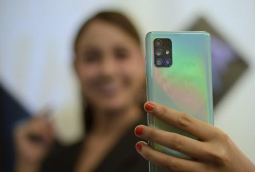 Mulai Pre-Order, Ini Harga dan Spesifikasi Samsung Galaxy A71 02
