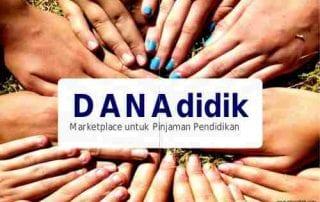Founder & Money Startup Fintech Peer to Peer Lending Student Loan (Danadidik) 02