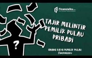 WOW Ini Dia Pemilik Pulau Pribadi ASAL INDONESIA - Finansialku