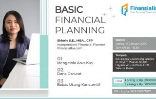 Basic Financial Planning Januari 2020