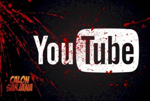 Akun Youtube Calon Sarjana Hilang, Resmi Di-Banned_ 03