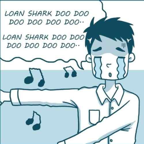 Cara Tokcer Lepas Dari Hutang Yang Melilit komik 5