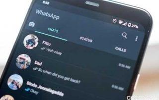 Muncul WhatsApp Dark Mode, Begini Cara Mengaktifkannya! 01
