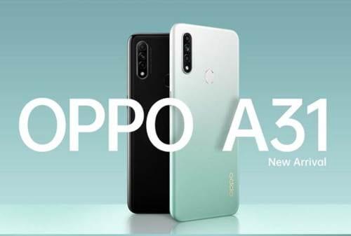Resmi Dijual Cuma 2jutaan, Gimana Spesifikasi Oppo A31 01 (1)