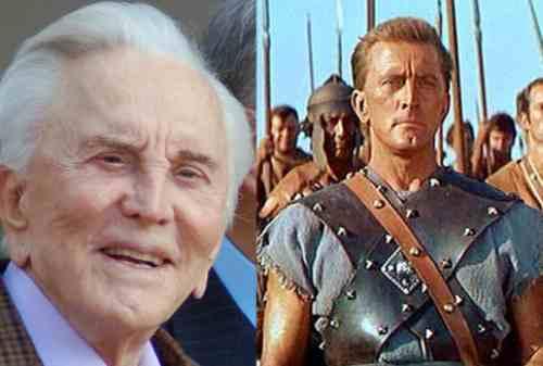 Aktor Hollywood Senior, Kirk Douglas Meninggal Di Usia 103 Tahun 02