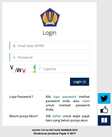 Cara Cek Nomor NPWP Melalui Website Resmi