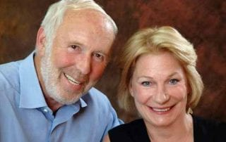 Tujuh Dermawan Amerika yang Menyalurkan Hartanya demi Kemanusiaan 02 Jim & Marilyn Simons - Finansialku