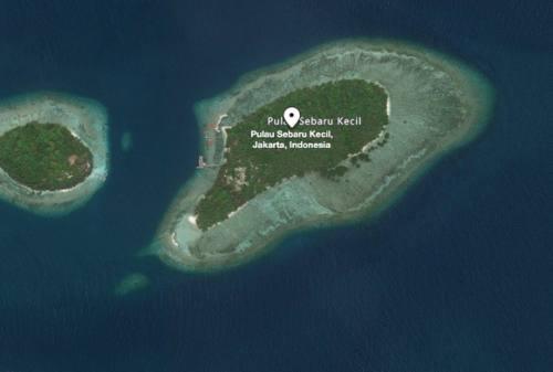 Jadi Lokasi ABK World Dream, Ini Fakta Pulau Sebaru 02