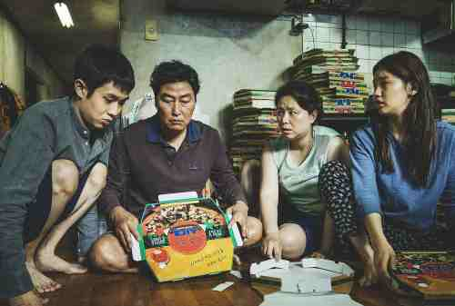 Parasite Ikon Film Korea Selatan Menang Oscars 2020! 03