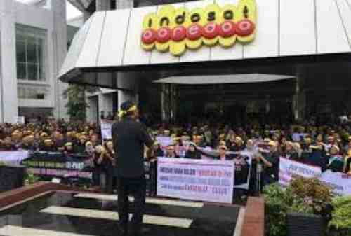 Rombak Organisasi, 677 Karyawan Kena PHK Indosat! 03