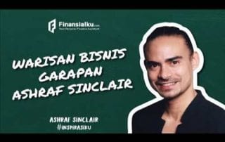 VIDEO_ Ternyata Ini Bisnis Yang Dibangun Ashraf Sinclair