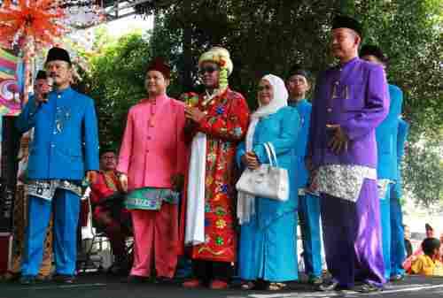 Pernikahan Adat Betawi 3