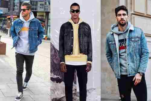 Biar Tampak Kece, Ini Cara Memadukan Jaket Kulit Dengan Fashion Lainnya 04