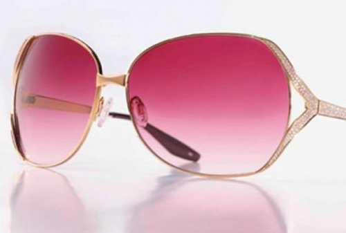 10 Kacamata Termahal Di Dunia, Harganya Setara Rumah, WOW! 02 Lugano Diamonds Sunglasses - Finansialku