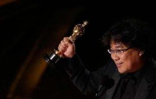 Parasite Ikon Film Korea Selatan Menang Oscars 2020! 01