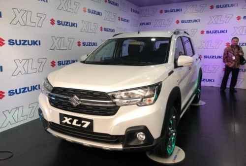 Siap Saingi Toyota Rush, Cek Spesifikasi Suzuki XL7 Di Sini! 02