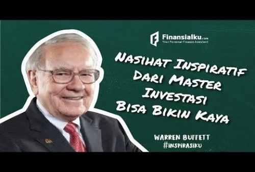 VIDEO_ Nasihat Inspiratif Warren Buffett Yang Bisa Bikin Kaya