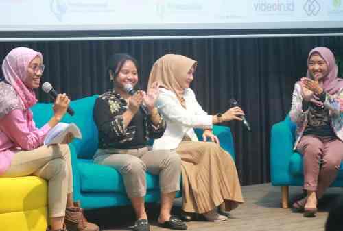 Berlatih Membuat Konten Kreatif bareng Femalepreneur Academy 01 - Finansialku