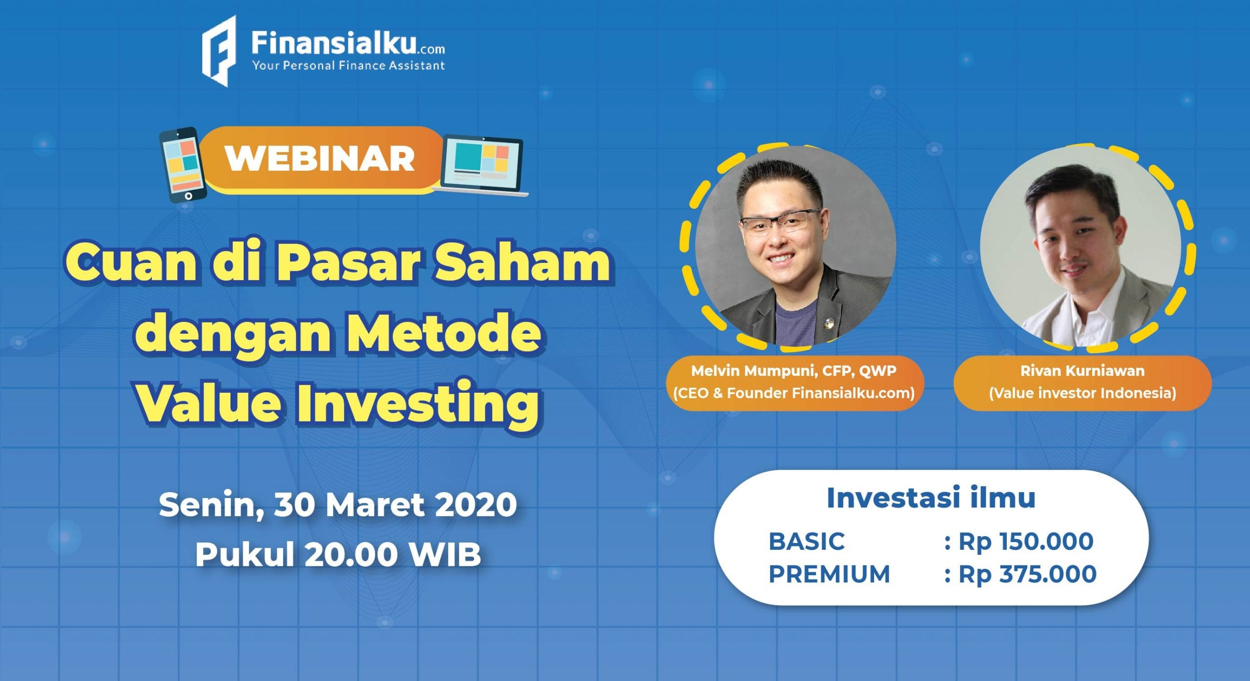 Banner Event Post Webinar Saham Batch 11