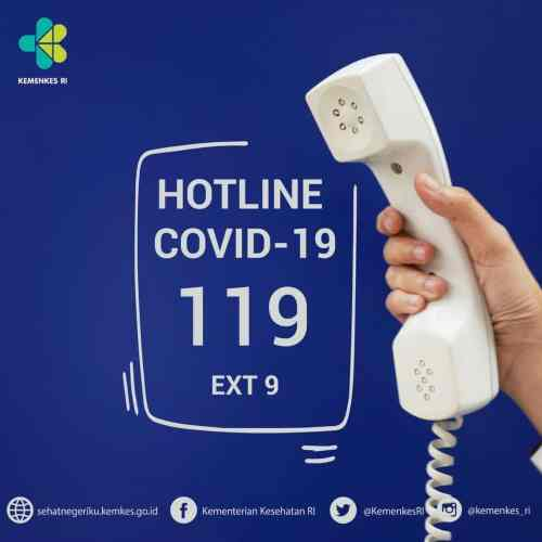hotline corona 119