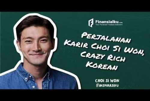 VIDEO_ Fakta Siwon Super Junior, Relakan Tinggalkan _Istana_ Demi Menjadi Idola