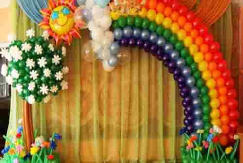 Ini Inspirasi Dekorasi Balon untuk Acara Ultah yang Mudah Ditiru! 05