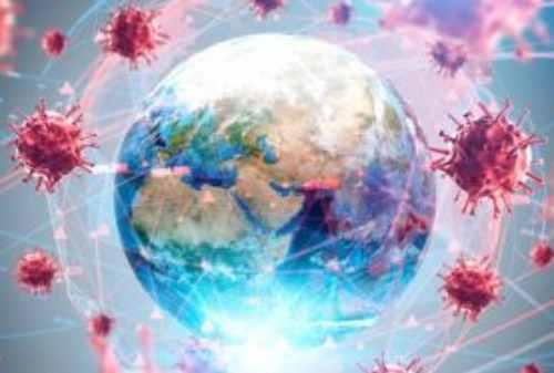 Merajalela, Virus Corona Ditetapkan WHO Sebagai Pendemi 01