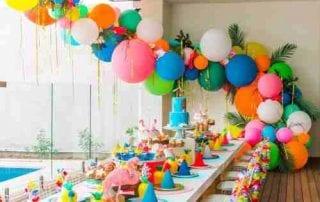 Ini Inspirasi Dekorasi Balon untuk Acara Ultah yang Mudah Ditiru! 01