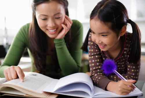 Parents, Terapkan 6 Hal Ini Saat Dampingi Anak Belajar Di Rumah 01