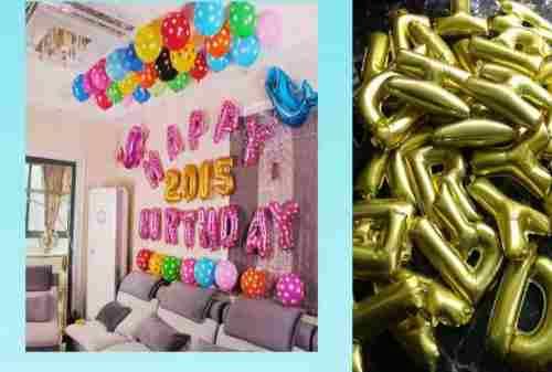 Ini Inspirasi Dekorasi Balon untuk Acara Ultah yang Mudah Ditiru! 03