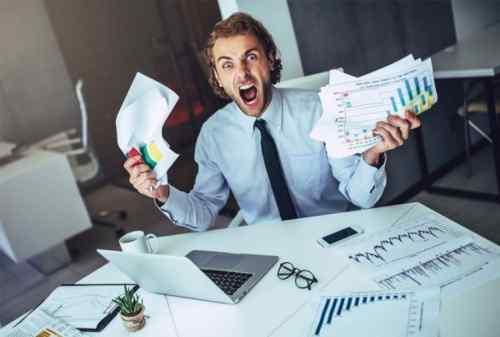 WASPADA! Ini Bahaya Sindrom Burnout di Tempat Kerja Karena Stres 04